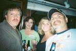 Brian Conkling, Mona Jo Dillman Springfield, Brandy Pepperman Dougherty and Darryl Dougherty