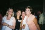 Paula Meyer Buchwald, Katherine Betts Staggs, Melissa Chavis and Tiffany Pelton Cosme