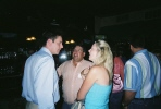 Will Stiles, Ricky and Susan Battin Dilks
