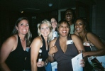 Kristi Cies, Cindy Hightower Horan, Tammy Watson, EuGenia Martin Ballard, Bernice Ray and Kim Hobson Pace