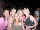 Kristi Cies, Cindy Hightower Horan, Amy Johnson Marquet, Sally Bayless Robertson and Lori Minnix Kemmet