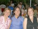 Nolita Stewart Morgan, Christine Tee Stewart ('85) and Ruta Vardys