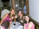 Stacey Trosper Bell, Kristin Larsen and Elisabeth Bowers Beddow