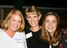 Lyndie Wilkes, Tamara Blackley Overton and Melissa Brown