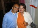 Priti Aziz and her hubby