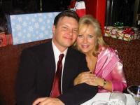 Steve and Rebecca Spalding Jarmon