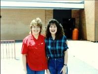Jackie Miller and Tammy Leighton