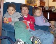 Jack, Will ('87) and Berkeley Velie