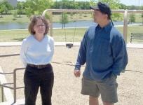 Vicki Foster Renne & Michael Stewart