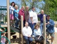 '86 Alumni at Shawnee Park in Plano